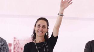 Mexikóváros először választott női polgármestert
