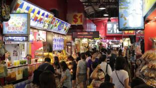 A kulturális világörökség részeivé válhatnak Szingapúr híres ételpiacai