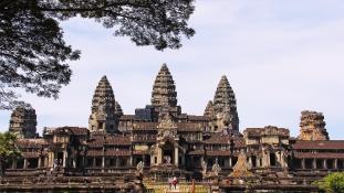 Audio idegenvezetés Kambodzsában, Angkor Wat történelmi helyszínén