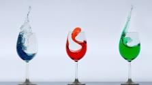 Franciaországot is bevette a kék színű bor