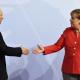 Merkel-Putyin találkozó Trump bosszantására