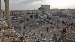 Putyin: az EU-nak is részt kell vállalnia Szíria újjáépítésében