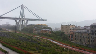 Az EU-t vádolja a genovai katasztrófáért a szélsőjobboldali belügyminiszter