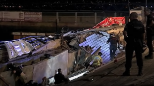 Pánik a fesztiválon – több, mint 300 sebesült – videó