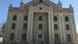 Újjáépült Kelet-Európa legnagyobb zsinagógája