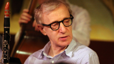 Woody Allen – nem éppen önszántából – leáll