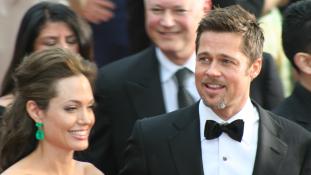 Angelina Jolie: Pitt nem fizeti a tartásdíjat!