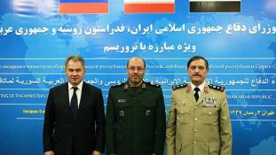 Irán hadserege berendezkedik Szíriában?