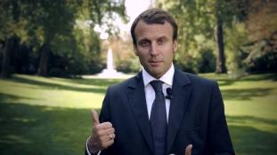 Macron erős Európát akar
