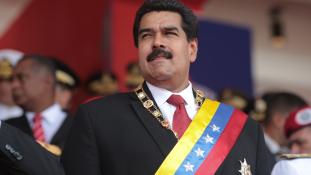 Dróntámadást élt túl Venezuela elnöke – állítólag