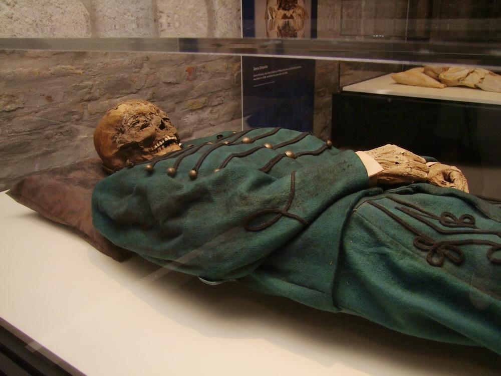 egy váci múmia