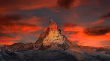 Rohamtempóban fogy Svájc örök hótakarója