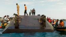 Tanzániai kompbaleset: már közel 100 halottat emeltek ki a vízből