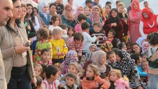Berlin semmiképp sem akar újabb menekültáradatot