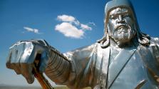 Hogy találta meg egy francia régész Dzsingisz kán sírját?