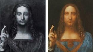 Elhalasztották a világ legdrágább képének kiállítását a Louvre Abu Dhabiban