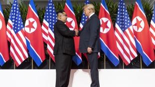 Újabb Trump-Kim csúcs lesz?