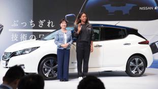 A US Open bajnoknője lesz a Nissan arca