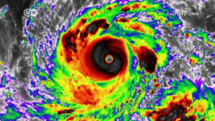 A világ legerősebb tájfunja csapott le a Fülöp-szigetekre – videó