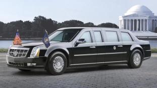 Vadállat – nézze meg az új elnöki limuzint!