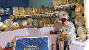 Marokkói kézművesek veszik birtokba a Vajdahunyad várát