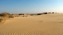 Oleski sivatag: a turisták egyik kedvenc helye Ukrajnában