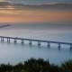 A héten adják át a világ leghosszabb tengeri hídját