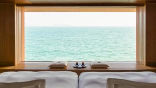 38 vendéget fogad összesen a világ legexkluzívabb úszó szállodája