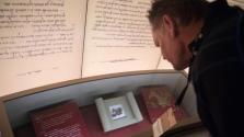 Hamisak voltak a holt-tengeri tekercsek a híres múzeumban