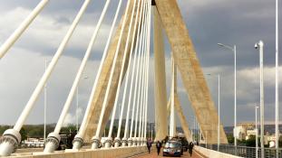 Ugandában adták át Afrika 5. legnagyobb hídját