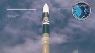 Kilőtték az első arab műholdat