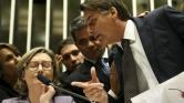 A szélsőjobb jelöltje nyerte az első fordulót Brazíliában