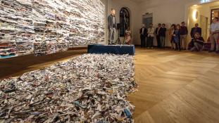 Tükröződések a Dunán – kínai művész kiállítása a Budai Kreatív Házban