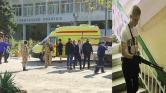 El se akarták hinni – videó az iskolai támadás kibontakozásáról a Krímben