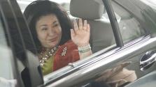 Előzetesben a volt First Lady Malajziában