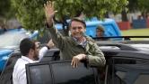 A katonákkal ünnepelte Bolsonaro elnök a győzelmet Brazíliában – videó