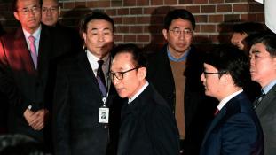 Újabb dél-koreai exelnök megy börtönbe