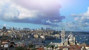 Szíria-csúcs Isztambulban