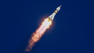 Kényszerleszállást hajtott végre a Szojuz űrhajó legénysége – videó