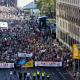 A náciknak nincs helyük Németországban! – tüntetés Berlinben