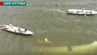 Újabb hajóbaleset a Viktória-tavon: több mint 30 halott
