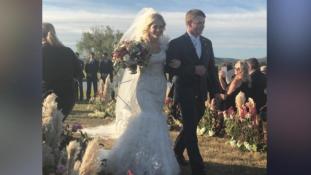 Friss házasok zuhantak le egy helikopterrel Texasban