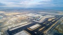 Átadták Isztambul új gigarepülőterének első szakaszát