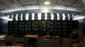 Először kapcsolták be a világ legnagyobb szuperszámítógépét