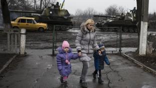 Törvénytelen a tervezett választás Kelet-Ukrajnában