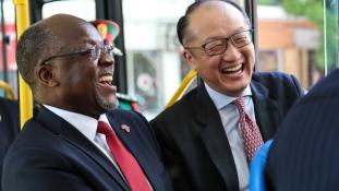 Tanzánia a Nyugat helyett inkább Kínát választja