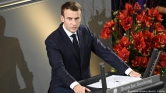 Macron: a káosz elkerülésére szuverén Európa kell