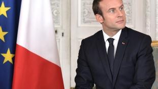 Európa szuverenitásáért aggódik Macron