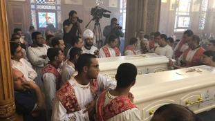Véres zarándoklat – gyászban az egyiptomi keresztények
