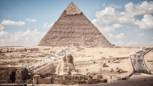 A héten újranyílik a Hafré-piramis Gízában